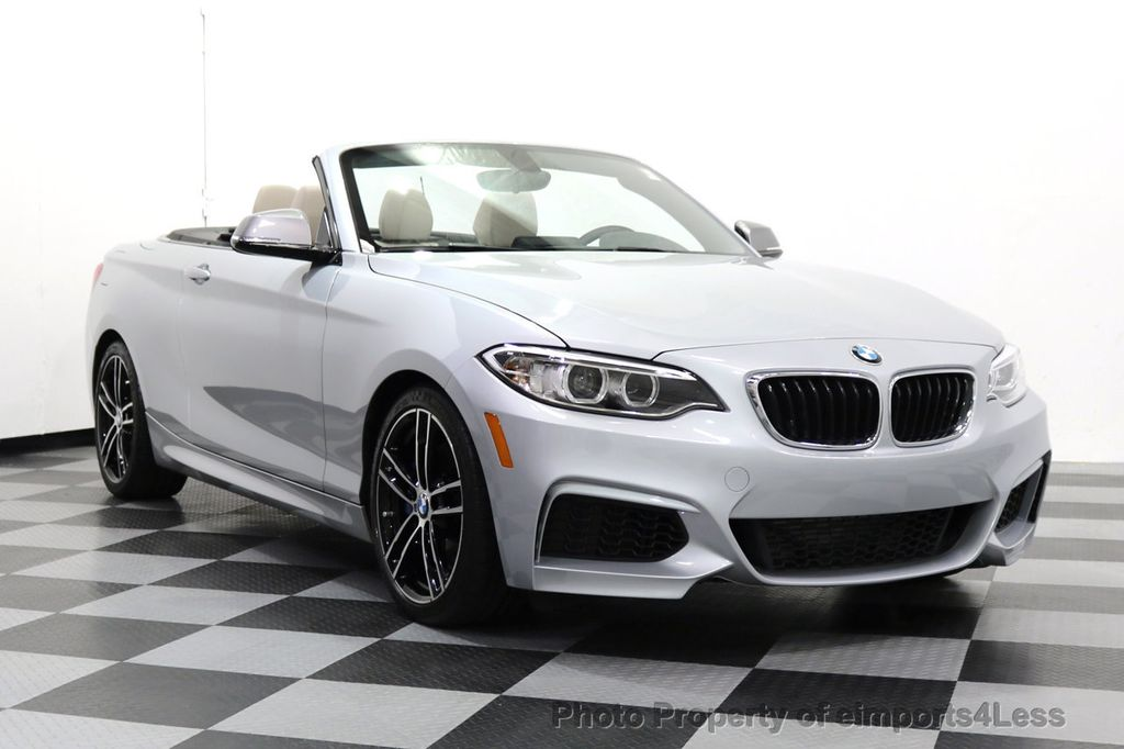 2015 BMW 2 Series CERTIFIED M235i CONVERTIBLE 6 SPEED MANUAL - 17869997 - 28