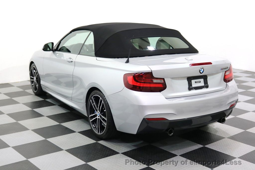 2015 BMW 2 Series CERTIFIED M235i CONVERTIBLE 6 SPEED MANUAL - 17869997 - 2