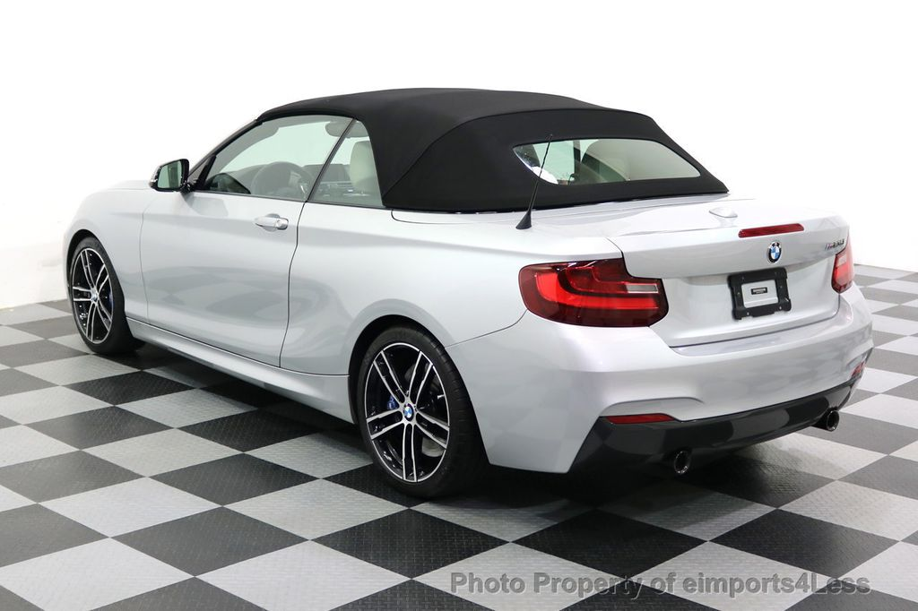 2015 BMW 2 Series CERTIFIED M235i CONVERTIBLE 6 SPEED MANUAL - 17869997 - 29