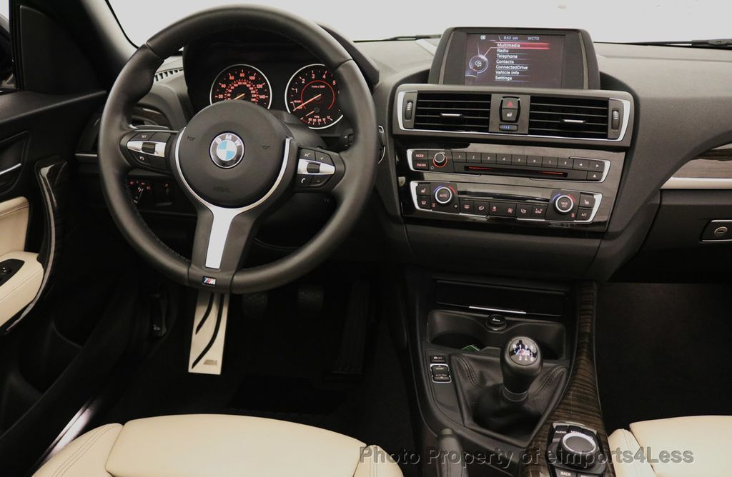 2015 BMW 2 Series CERTIFIED M235i CONVERTIBLE 6 SPEED MANUAL - 17869997 - 33