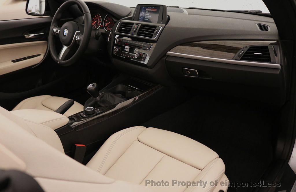2015 BMW 2 Series CERTIFIED M235i CONVERTIBLE 6 SPEED MANUAL - 17869997 - 34