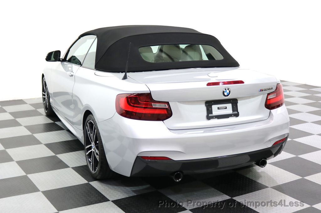 2015 BMW 2 Series CERTIFIED M235i CONVERTIBLE 6 SPEED MANUAL - 17869997 - 45