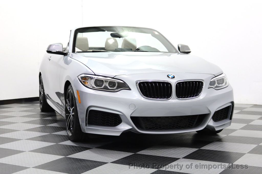 2015 BMW 2 Series CERTIFIED M235i CONVERTIBLE 6 SPEED MANUAL - 17869997 - 51