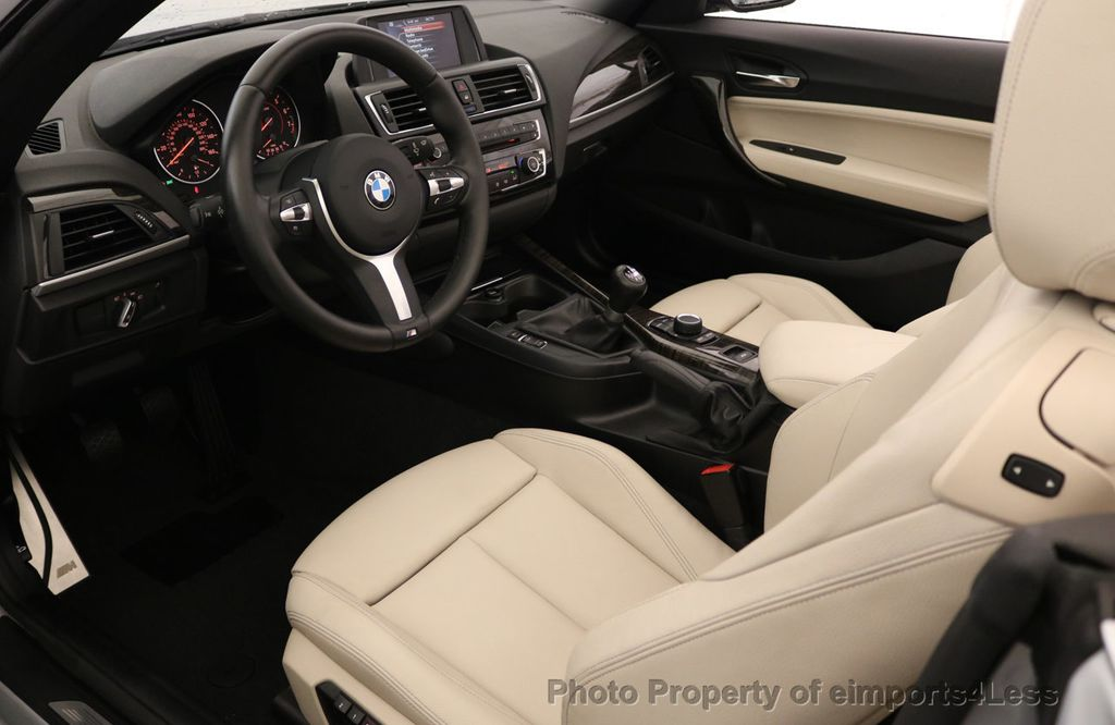 2015 BMW 2 Series CERTIFIED M235i CONVERTIBLE 6 SPEED MANUAL - 17869997 - 5