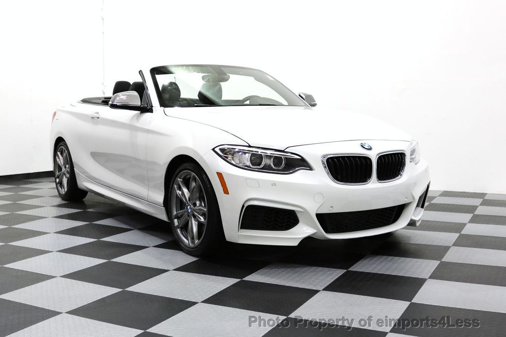 2015 BMW 2 Series CERTIFIED M235i PREMIUM TECH ASSIST CAMERA NAVI - 17696955 - 14