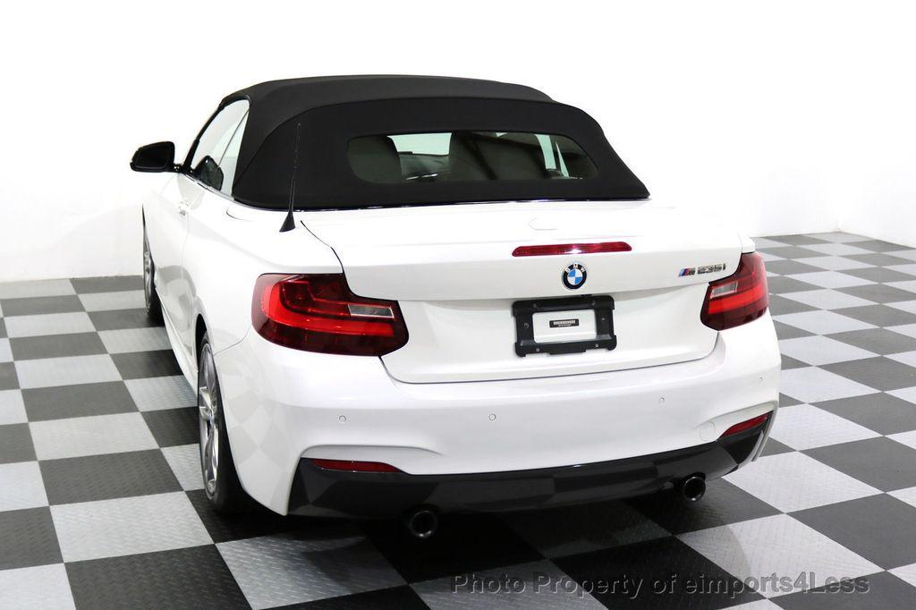 2015 BMW 2 Series CERTIFIED M235i PREMIUM TECH ASSIST CAMERA NAVI - 17696955 - 15