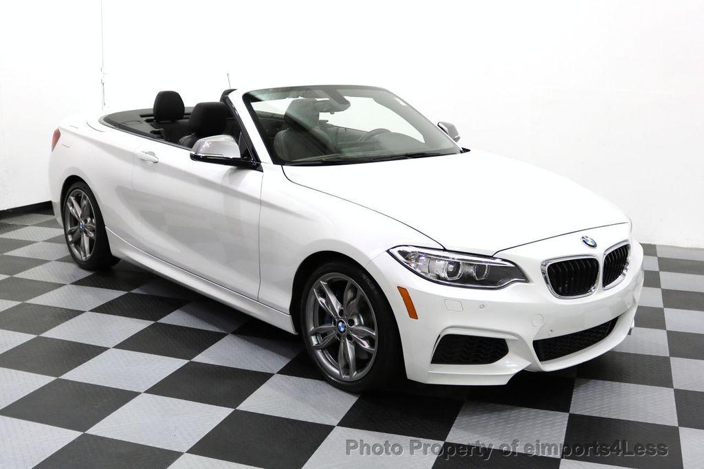 2015 BMW 2 Series CERTIFIED M235i PREMIUM TECH ASSIST CAMERA NAVI - 17696955 - 1