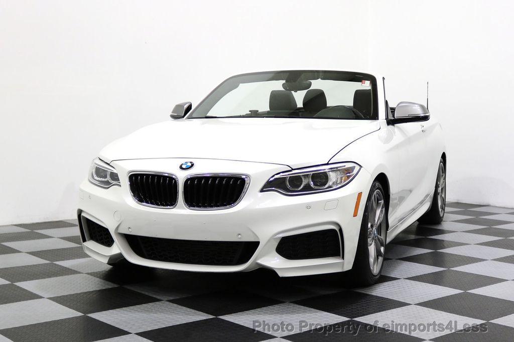 2015 BMW 2 Series CERTIFIED M235i PREMIUM TECH ASSIST CAMERA NAVI - 17696955 - 27