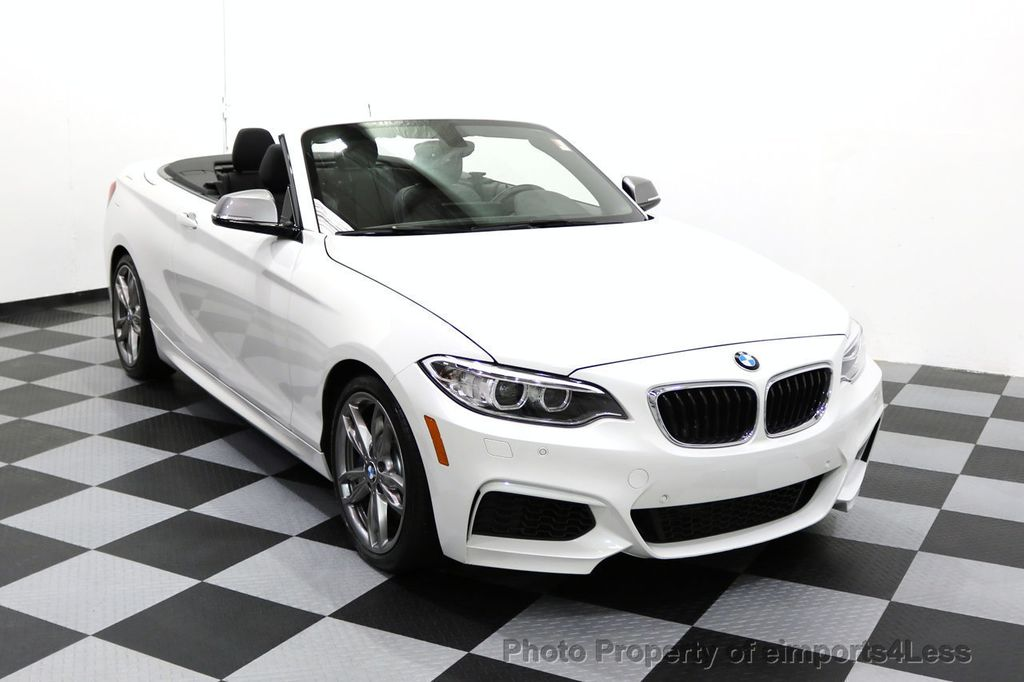 2015 BMW 2 Series CERTIFIED M235i PREMIUM TECH ASSIST CAMERA NAVI - 17696955 - 28