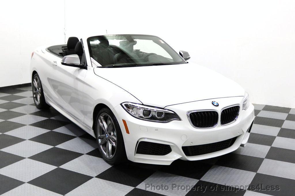 2015 BMW 2 Series CERTIFIED M235i PREMIUM TECH ASSIST CAMERA NAVI - 17696955 - 28