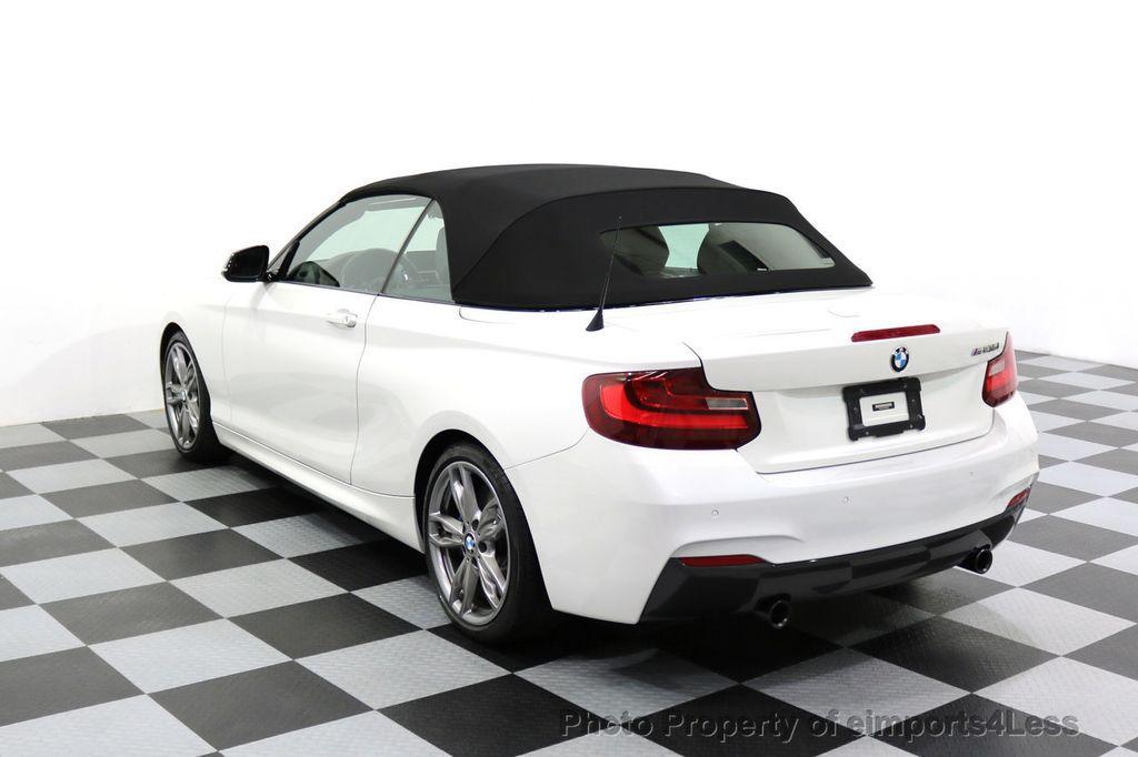 2015 BMW 2 Series CERTIFIED M235i PREMIUM TECH ASSIST CAMERA NAVI - 17696955 - 29