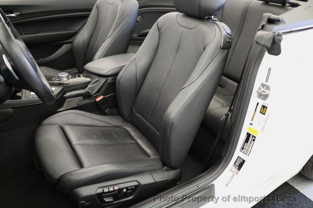 2015 BMW 2 Series CERTIFIED M235i PREMIUM TECH ASSIST CAMERA NAVI - 17696955 - 38
