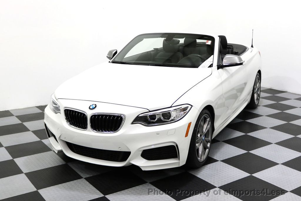 2015 BMW 2 Series CERTIFIED M235i PREMIUM TECH ASSIST CAMERA NAVI - 17696955 - 44