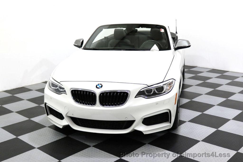 2015 BMW 2 Series CERTIFIED M235i PREMIUM TECH ASSIST CAMERA NAVI - 17696955 - 45