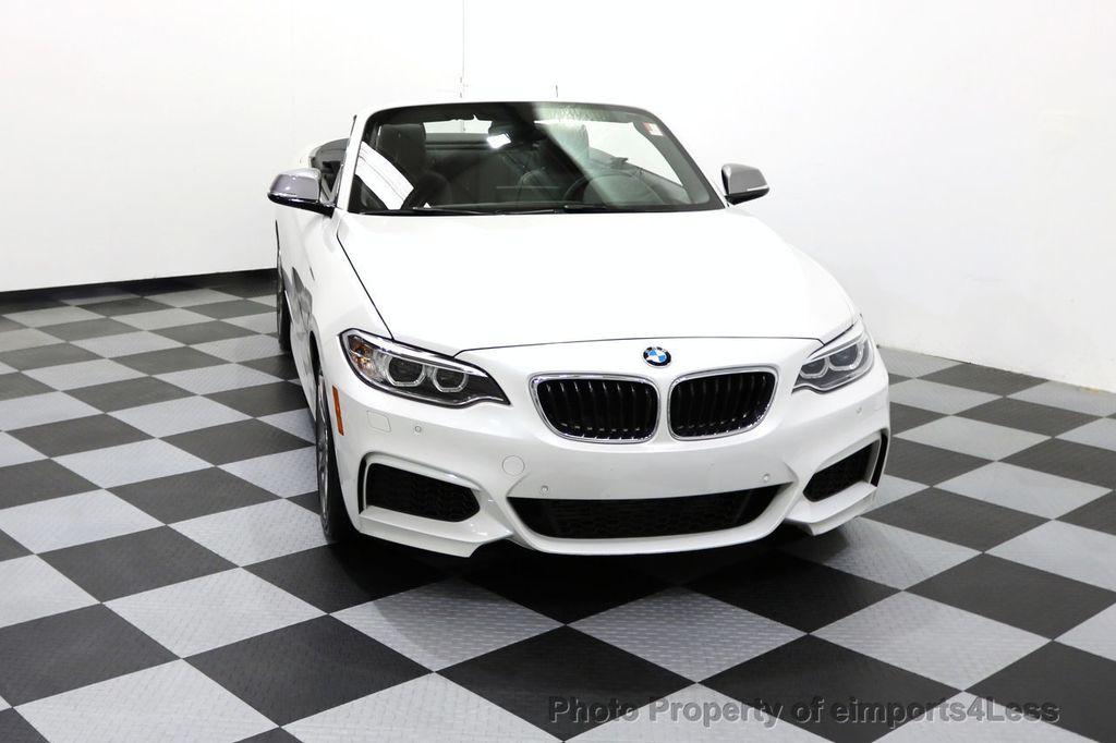 2015 BMW 2 Series CERTIFIED M235i PREMIUM TECH ASSIST CAMERA NAVI - 17696955 - 46