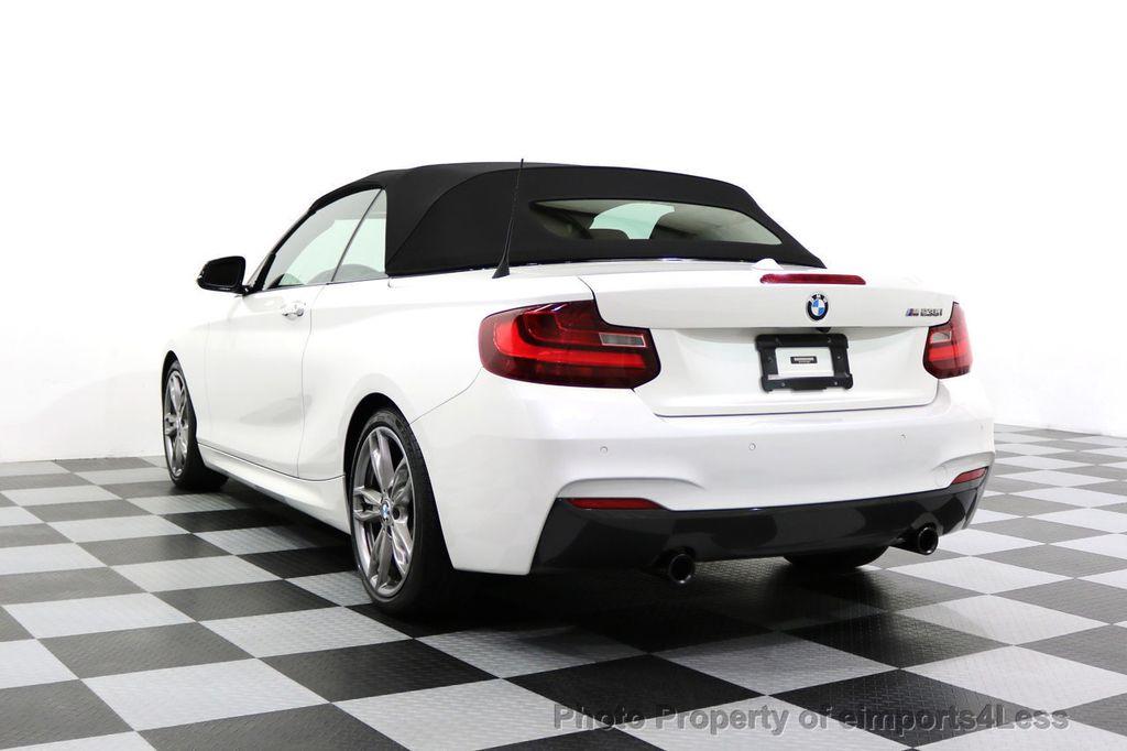 2015 BMW 2 Series CERTIFIED M235i PREMIUM TECH ASSIST CAMERA NAVI - 17696955 - 50