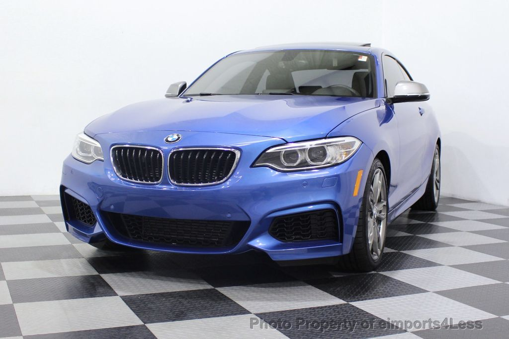 2015 BMW 2 Series CERTIFIED M235i PREMIUM XENON COLD TECH DRIVER ASSIST NAV - 18319521 - 14