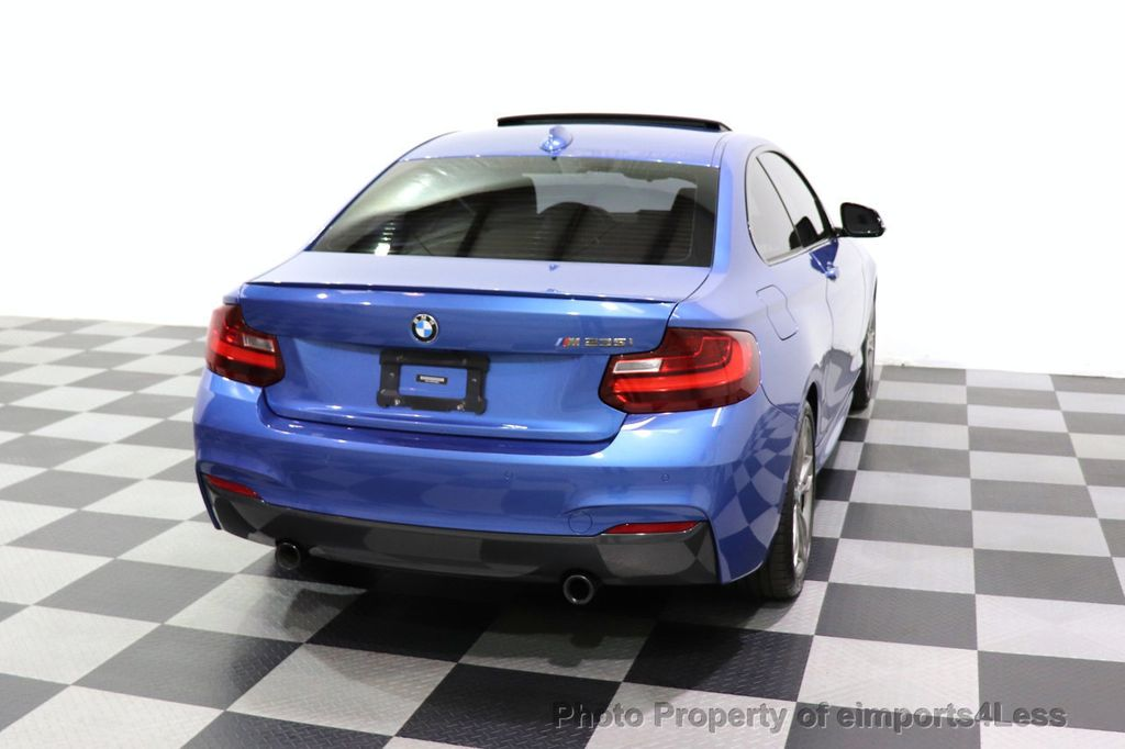 2015 BMW 2 Series CERTIFIED M235i PREMIUM XENON COLD TECH DRIVER ASSIST NAV - 18319521 - 18