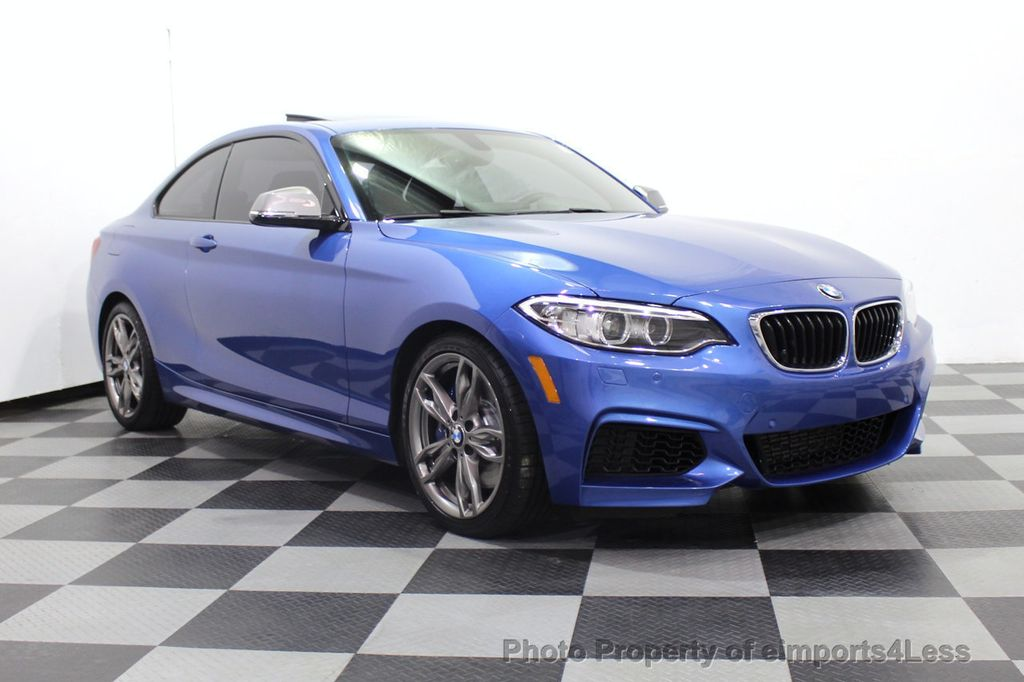 2015 BMW 2 Series CERTIFIED M235i PREMIUM XENON COLD TECH DRIVER ASSIST NAV - 18319521 - 1