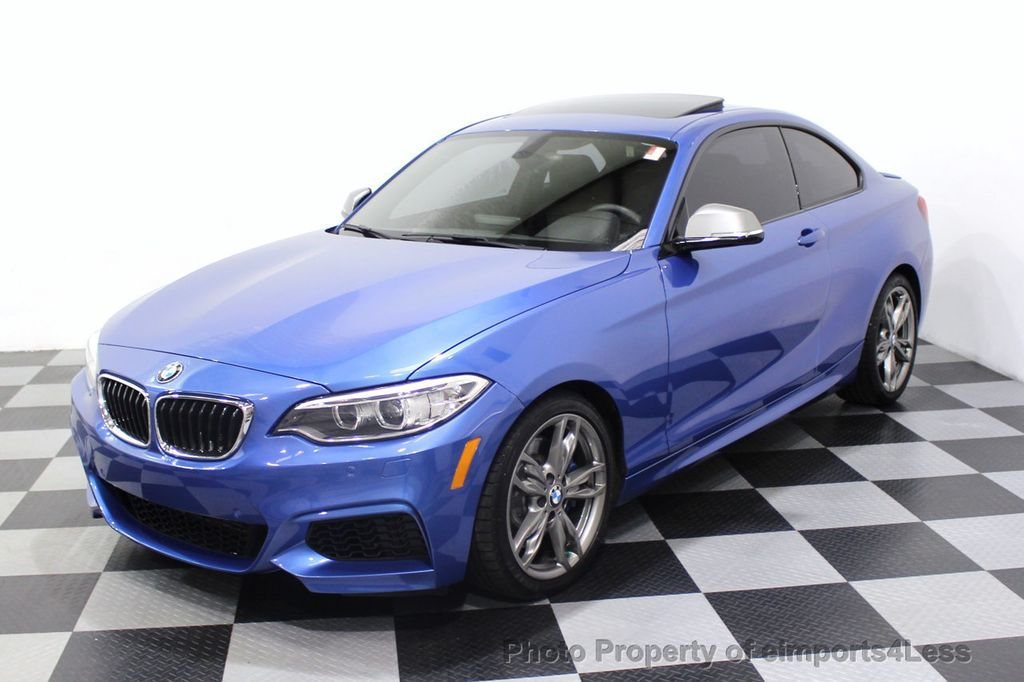 2015 BMW 2 Series CERTIFIED M235i PREMIUM XENON COLD TECH DRIVER ASSIST NAV - 18319521 - 28