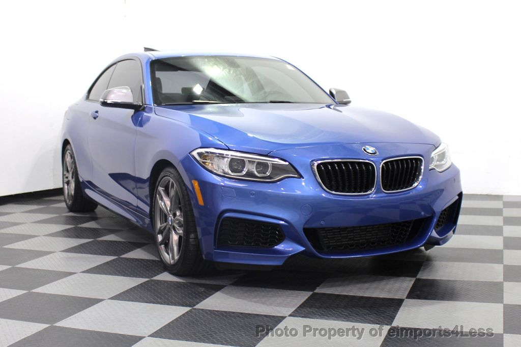 2015 BMW 2 Series CERTIFIED M235i PREMIUM XENON COLD TECH DRIVER ASSIST NAV - 18319521 - 29