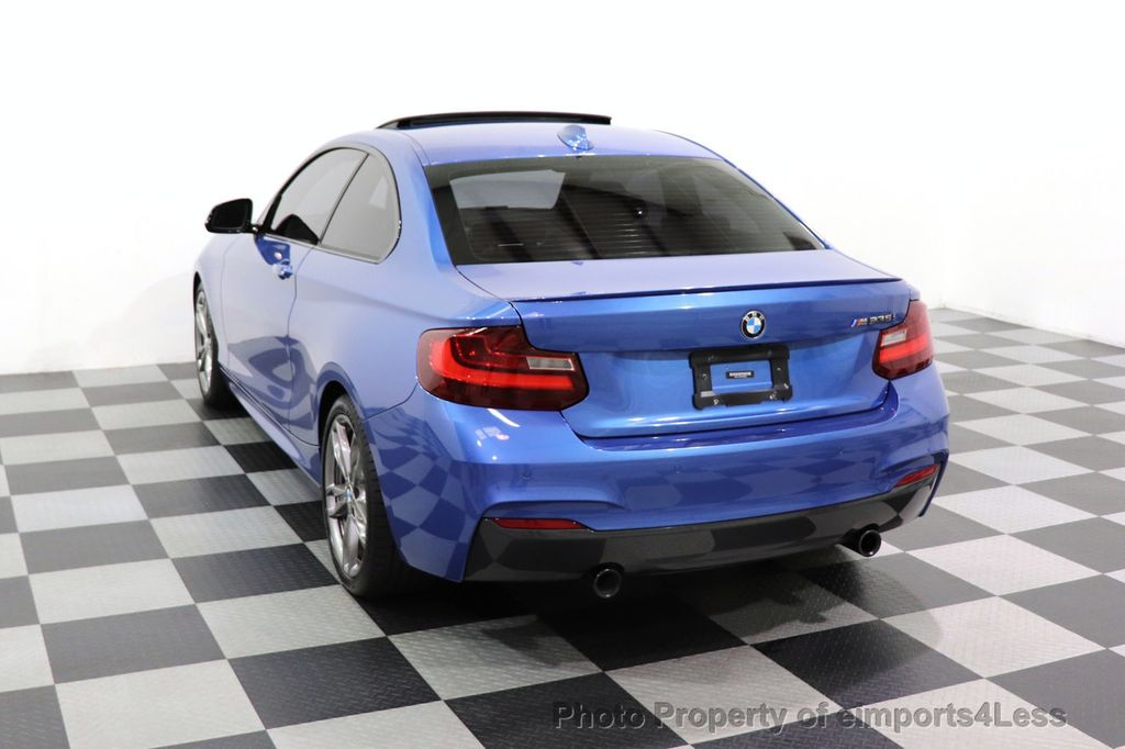 2015 BMW 2 Series CERTIFIED M235i PREMIUM XENON COLD TECH DRIVER ASSIST NAV - 18319521 - 30