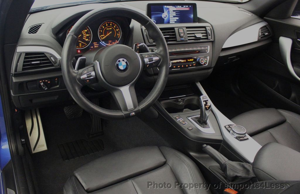 2015 BMW 2 Series CERTIFIED M235i PREMIUM XENON COLD TECH DRIVER ASSIST NAV - 18319521 - 33