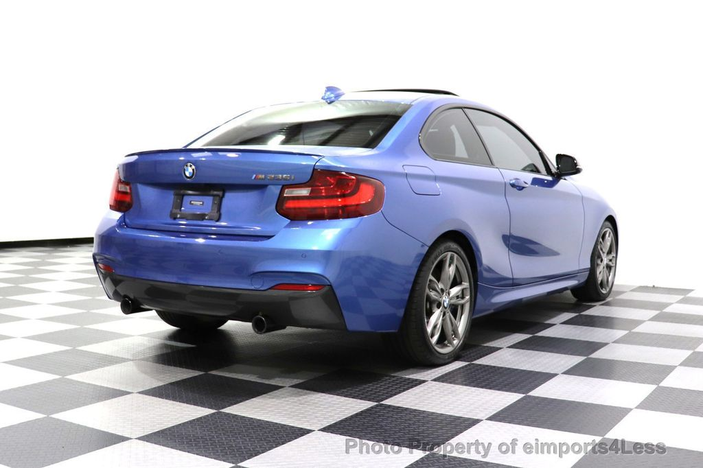 2015 BMW 2 Series CERTIFIED M235i PREMIUM XENON COLD TECH DRIVER ASSIST NAV - 18319521 - 3