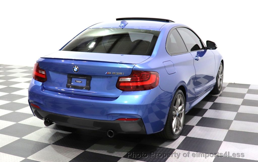 2015 BMW 2 Series CERTIFIED M235i PREMIUM XENON COLD TECH DRIVER ASSIST NAV - 18319521 - 47