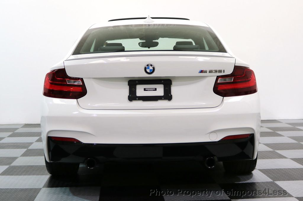 2015 BMW 2 Series CERTIFIED M235i TECH HK NAVIGATION - 17365432 - 30