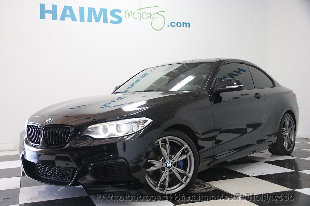 2015 Used BMW 2 Series M235i at Haims Motors Serving Fort Lauderdale