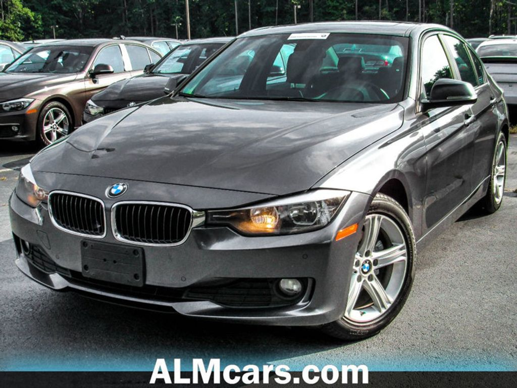 2015 BMW 3 Series 320i xDrive - 17972887 - 1