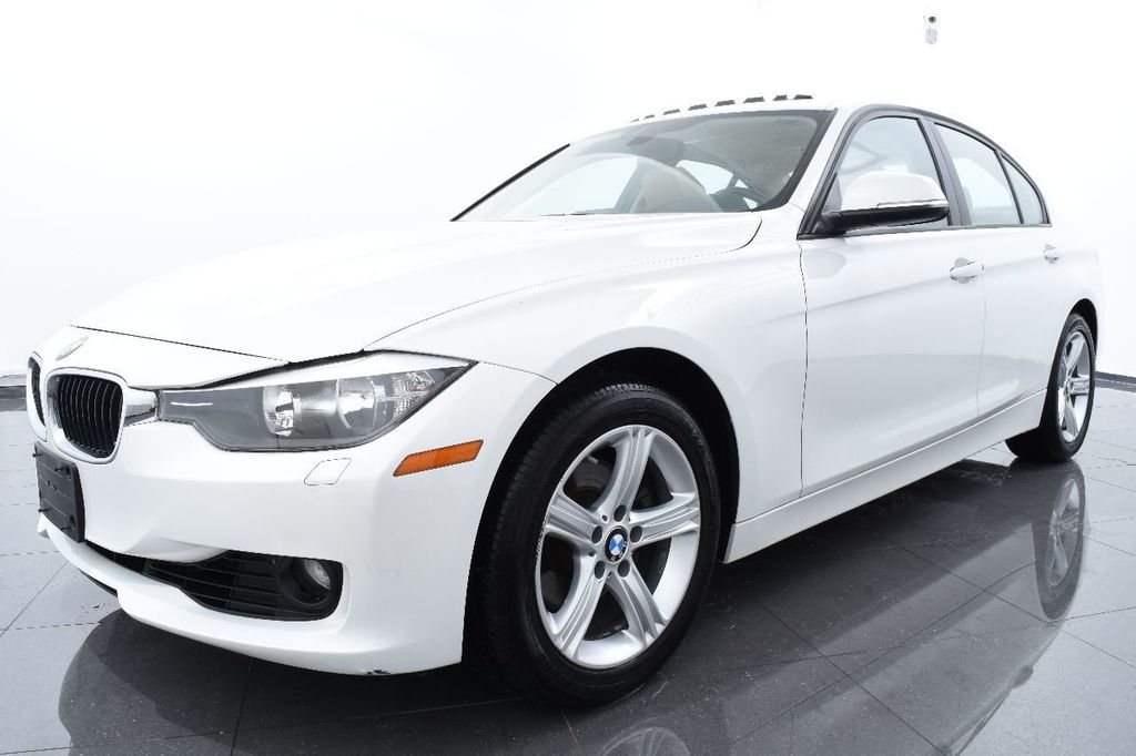2015 Used Bmw 3 Series 320i Xdrive At Auto Outlet Serving Elizabeth