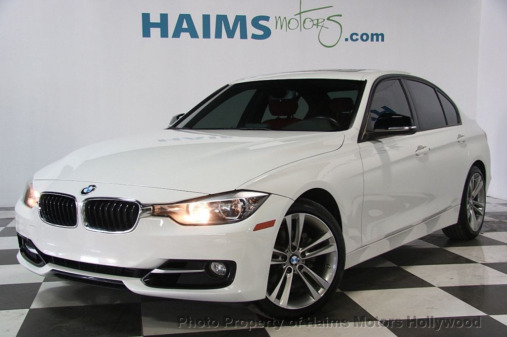 2015 Bmw >> 2015 Used Bmw 3 Series 328i At Haims Motors Serving Fort Lauderdale
