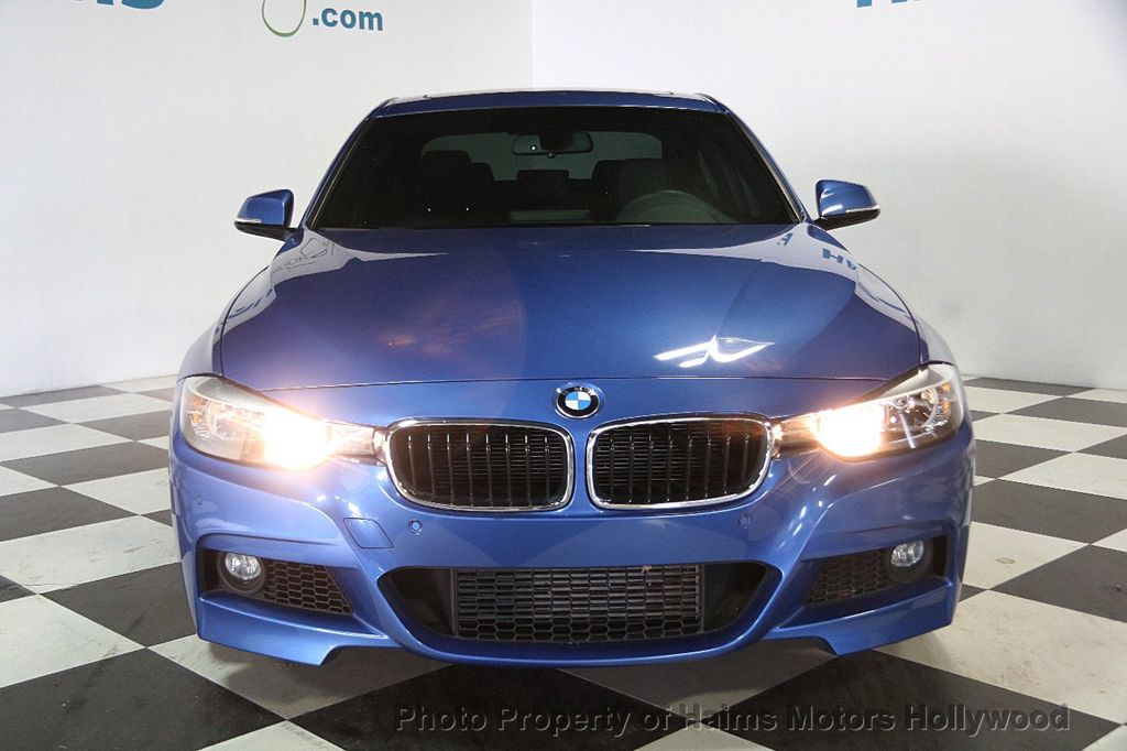 2015 BMW 3 Series 328i - 17362627 - 2