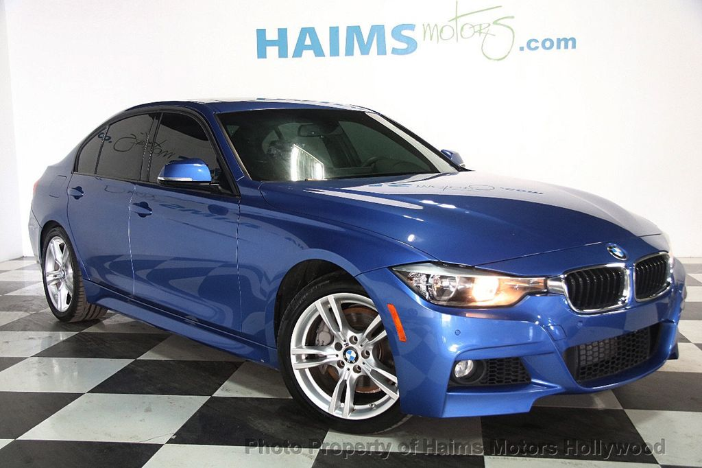 2015 Used Bmw 3 Series 328i At Haims Motors Serving Fort