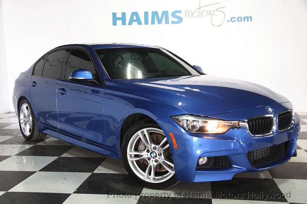 2015 BMW 3 Series 328i - 17362627 - 3
