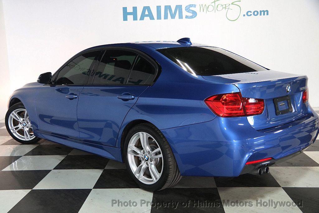2015 BMW 3 Series 328i - 17362627 - 4
