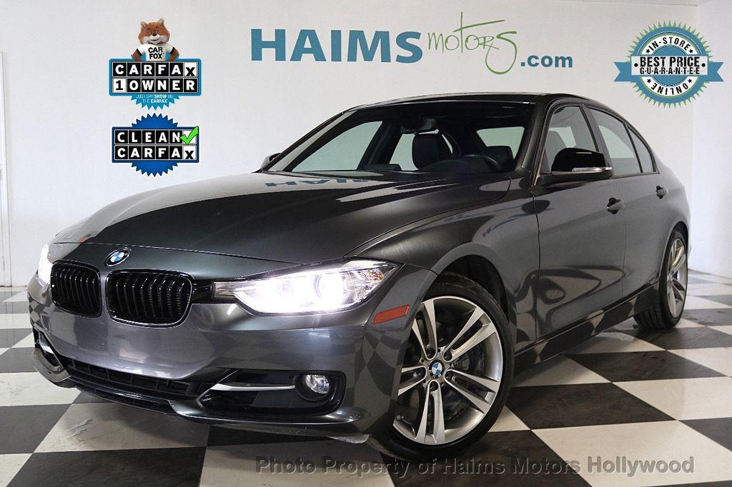 2015 BMW 3 Series 328i - 17487443 - 0