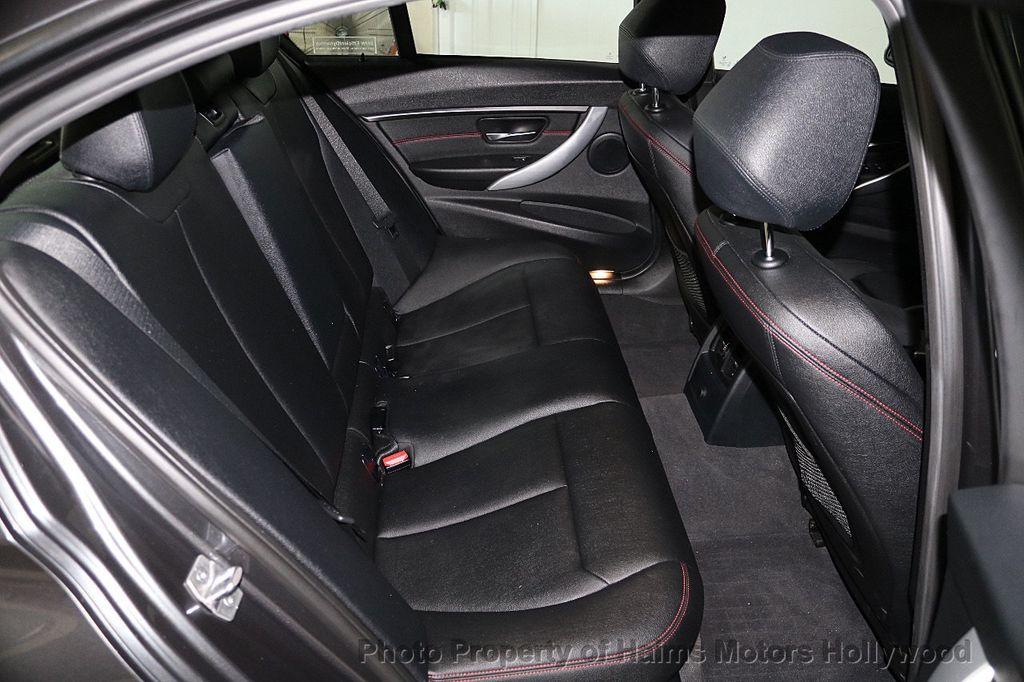 2015 BMW 3 Series 328i - 17487443 - 14