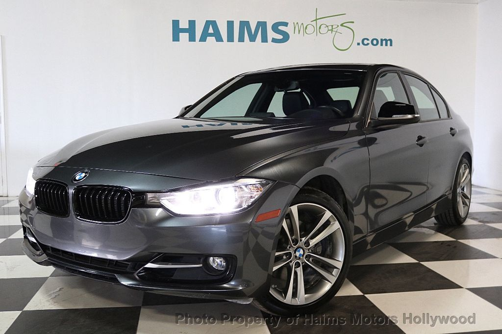 2015 BMW 3 Series 328i - 17487443 - 1