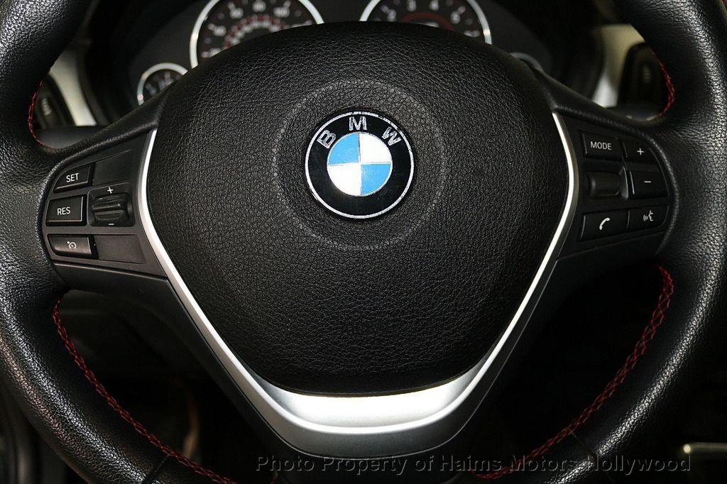 2015 BMW 3 Series 328i - 17487443 - 27