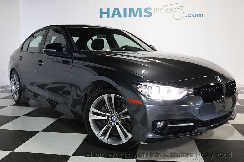 2015 BMW 3 Series 328i - 17487443 - 3