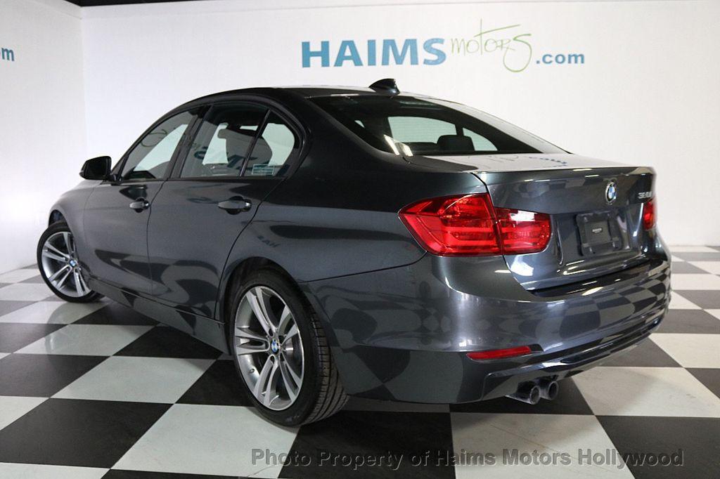 2015 BMW 3 Series 328i - 17487443 - 4