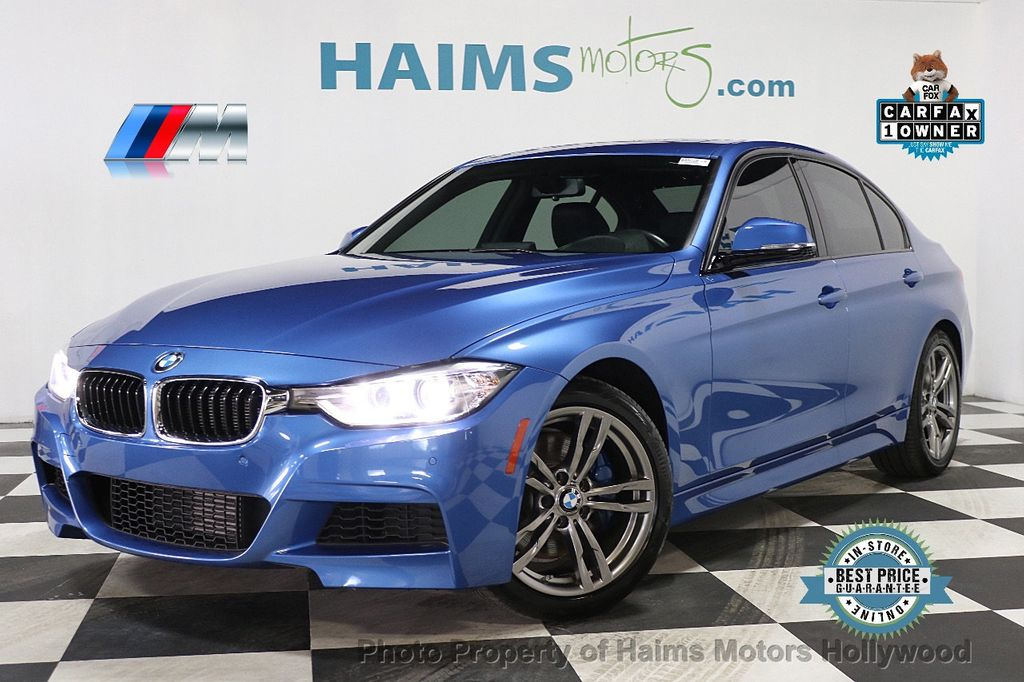 2015 BMW 3 Series 328i - 17823138 - 0