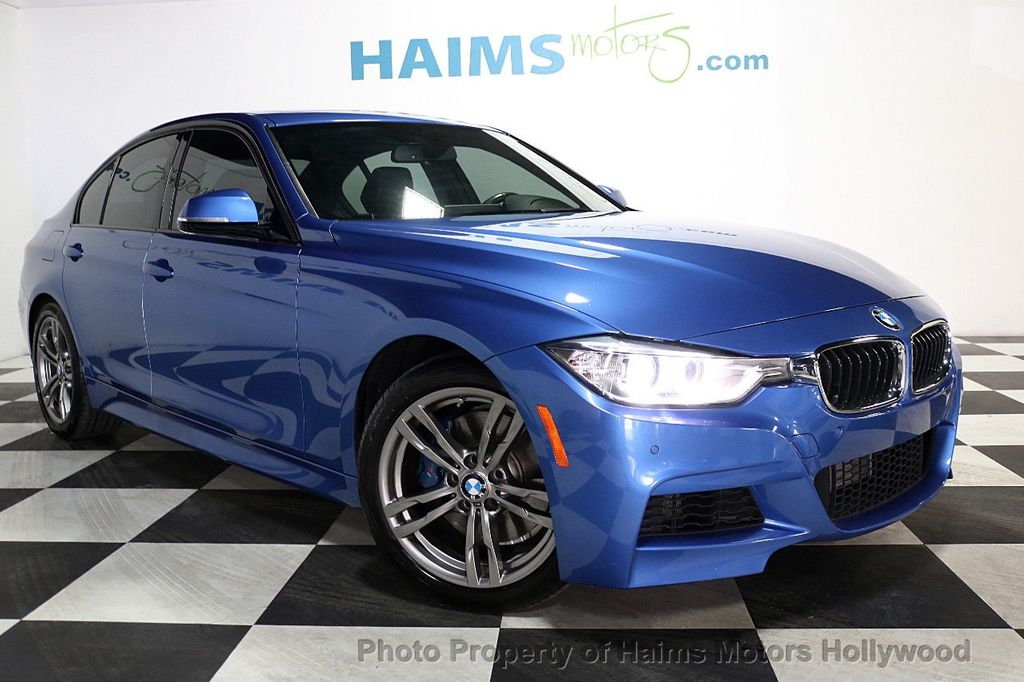 2015 BMW 3 Series 328i - 17823138 - 3