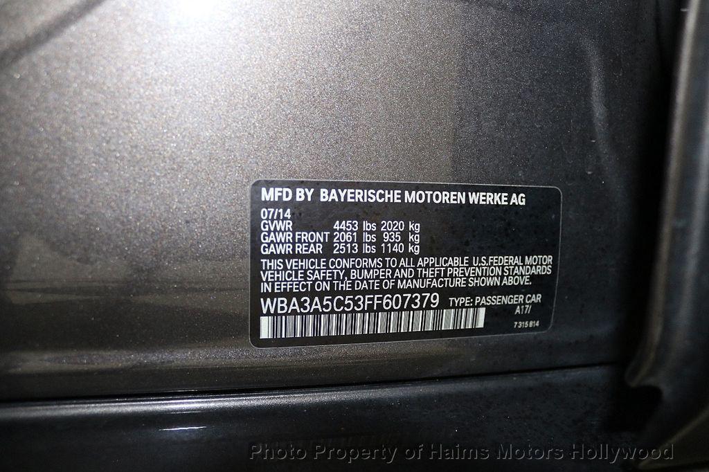 2015 BMW 3 Series 328i - 17848288 - 36