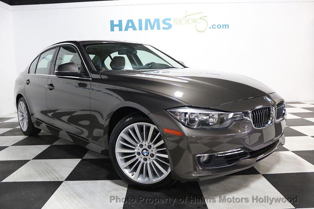 2015 BMW 3 Series 328i - 17848288 - 3