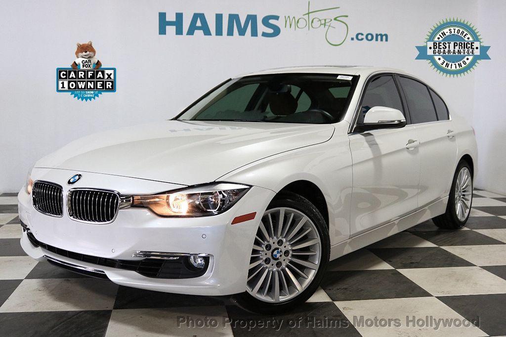 2015 BMW 3 Series 328i - 18143342 - 0