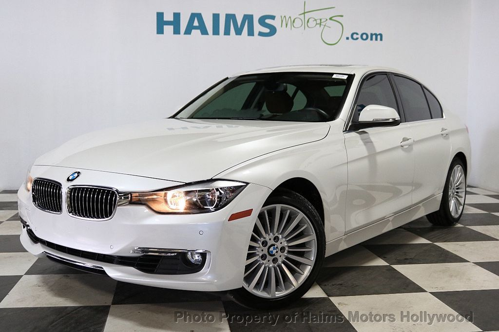 2015 BMW 3 Series 328i - 18143342 - 1